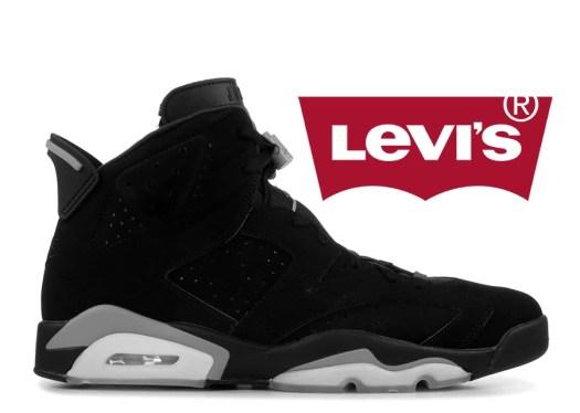 Levis Air Jordan 6 Release Date Info