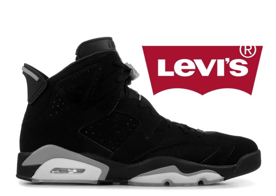 quality design 1e00f 48f05 Levi's x Air Jordan 6 Releasing During 2020 | BestShoes