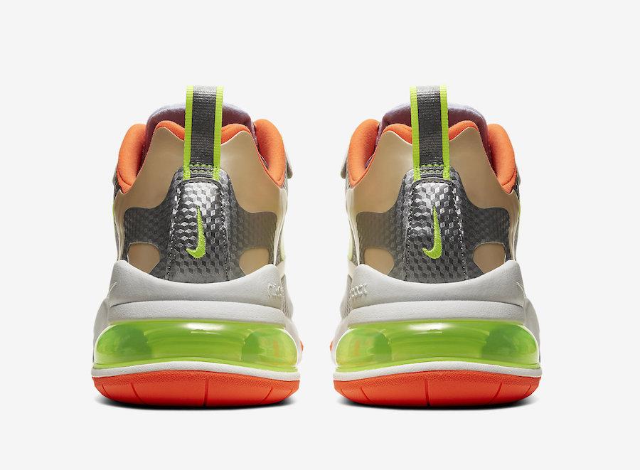 Nike Air Max 270 React CQ0210-101 Release Date Info