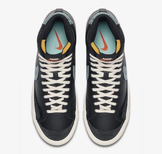 Nike Blazer Mid 77 Vintage Reptile Snakeskin CI1176-001 Release Date Info