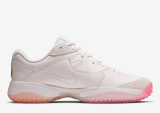 Nike Court Lite 2 White Pink CJ6781-600 Release Date Info