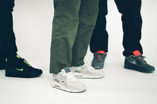 The Basement Nike Air Max 90 City Pack Release Date Info