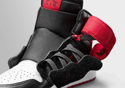 Air Jordan 1 FlyEase Black Gym Red White CQ3835-001 Release Date