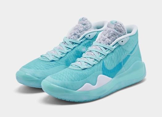 Nike KD 12 Blue Gaze Photo Blue Tint AR4229-400 Release Date Info