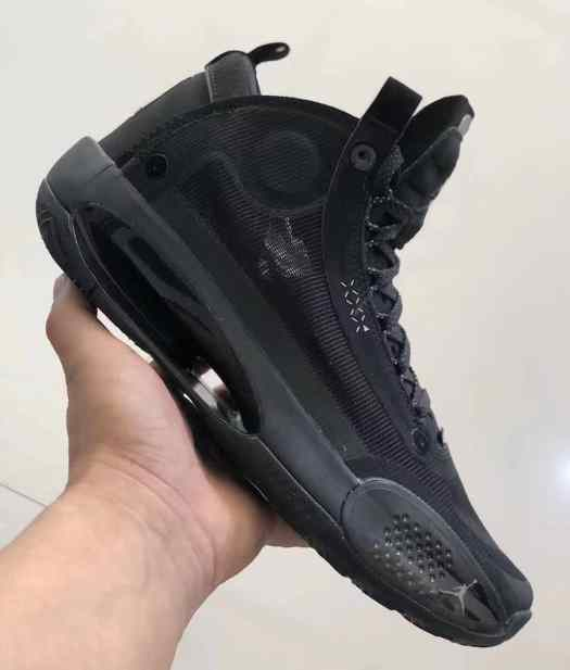 Air Jordan 34 XXXIV Black Cat Release Date Info
