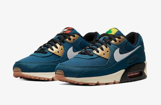 Nike Air Max 90 Tokyo CW1409-400 Release Date Info