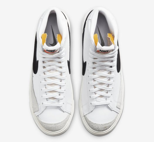 Nike Blazer Mid White Black CZ1055-100 Release Date Info