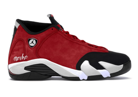 Air Jordan 14 Gym Red 487471-006 Release Date Info