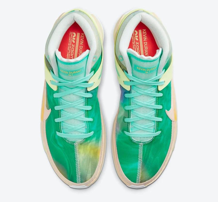Nike KD 13 Chill CI9948 602 Date de sortie Info Drumpo