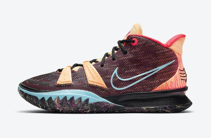 Nike Kyrie 7 Soundwave DC0589-002 Release Date Info ...
