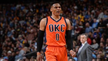 Russell Westbrook Signs (5-Year, $205 Million) Extention To Stay In OKC