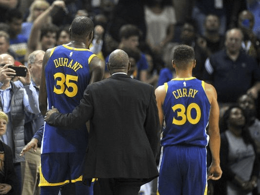 Steph Curry Fined $50,000 For Throwing Mouthpiece, Andre Iguodala Fined As Well