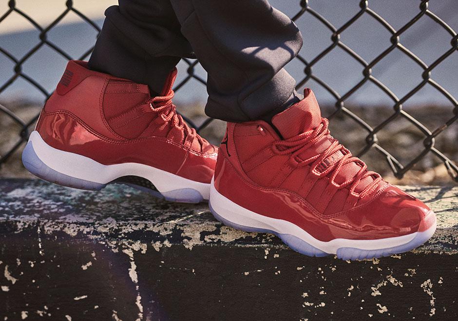 Win Like 92' Air Jordan Retro 11