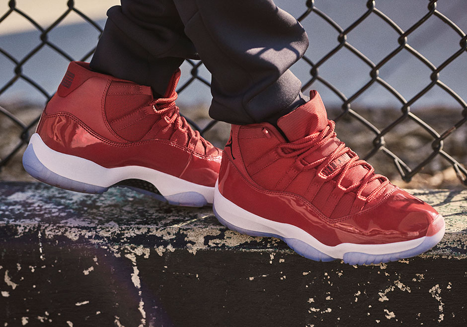 Finally Official Images Of The Air Jordan 11 Win Like 96 Have Been Unveiled!