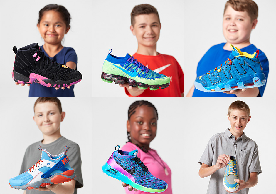 The Nike Air Doernbecher Freestyle Collection Is Set To Release On November 18th!