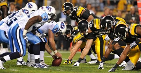 NFL Thursday Night Football: Pittsburgh Steelers vs Tennessee Titans