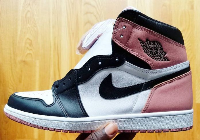 013e03694ad The Air Jordan 1 Rust Pink Will Be Dropping Sometime This Month ...
