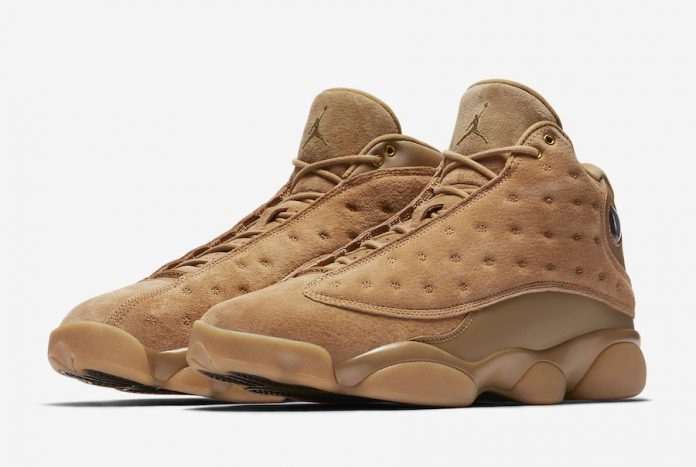 The Air Jordan 13 Wheat Will Be Releasing In Full Family Sizing & Release Info!