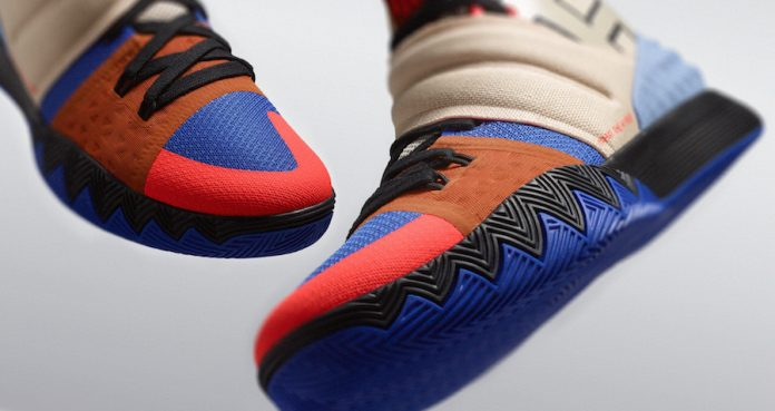 The Nike Kyrie S1 Hybrid What The Will Be Releasing On December 1st!