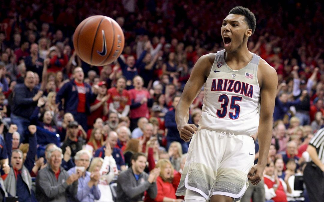 What Are Zo's: Allonzo Trier Breaks Out Special Colorways In The Nike PG1 & Nike Kyrie 2
