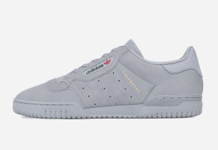 The Adidas Yeezy Grey PowerPhase Will Be Dropping On December 9th!