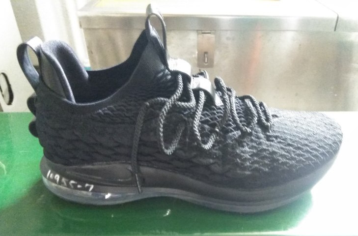 dc057a81bba3 Is This The 2018 Nike Lebron 15 Low