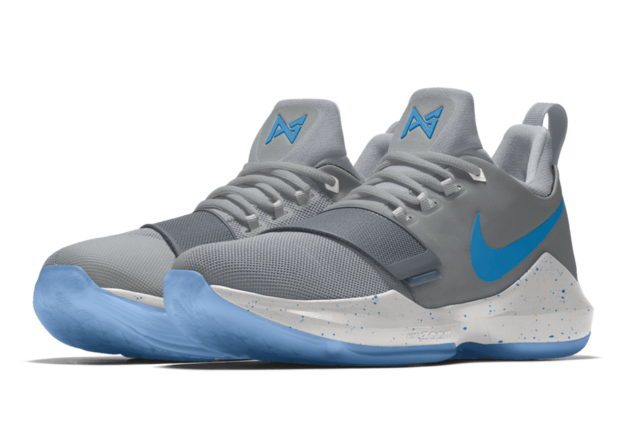 56b8dac8709 Paul George Talks About The Nike PG2 Options Available Coming Soon ...