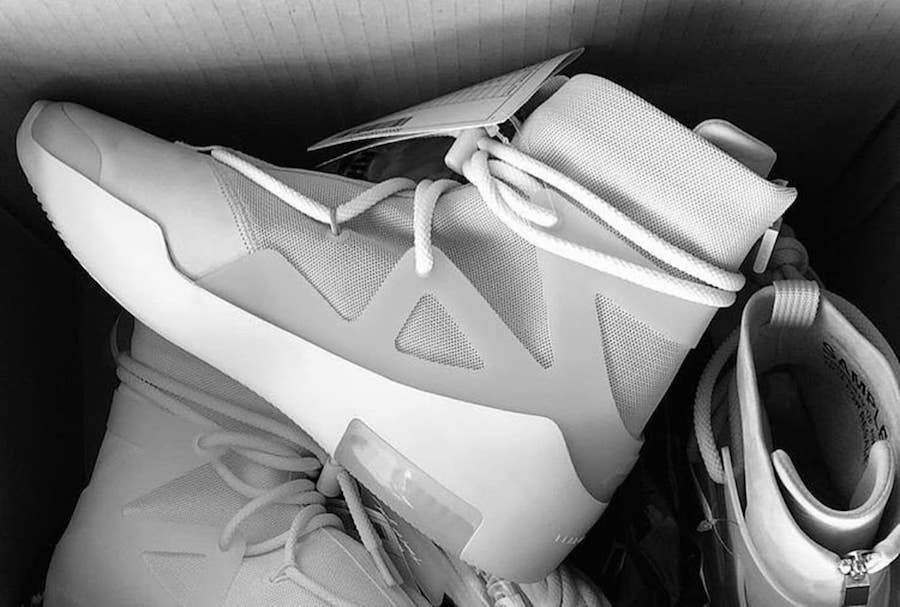 Fear of God x Nike Fear of God 1 Collection by Jerry Lorenzo