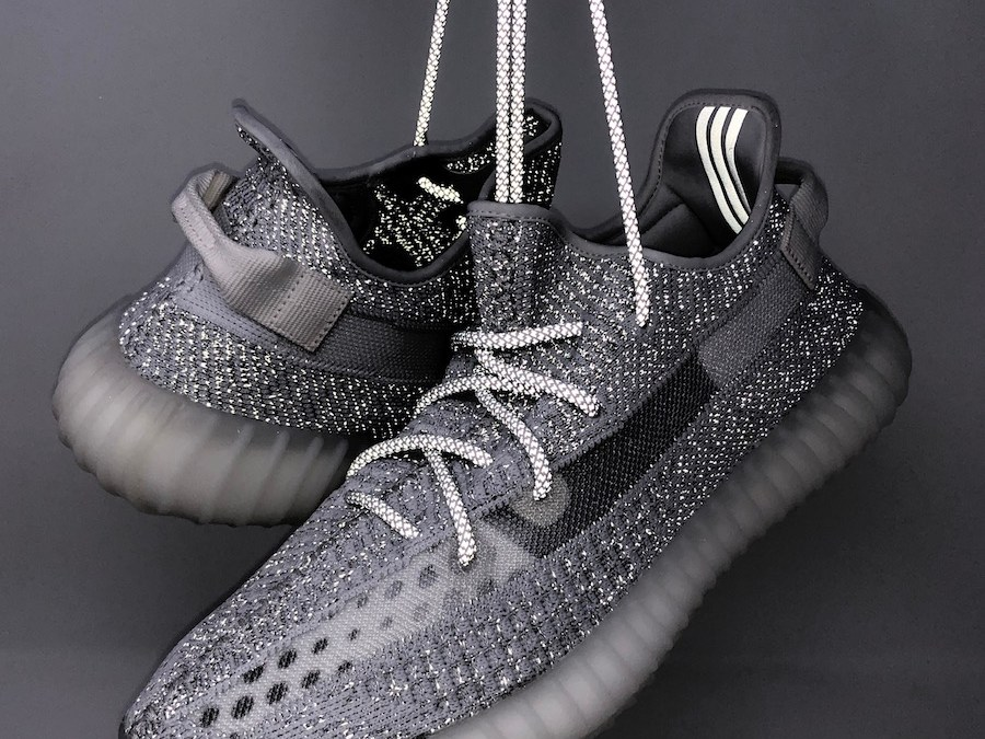 ab0ceb8cd15 The Adidas Yeezy 350 Boost V2 Static Reflective Will Be Releasing In  December!