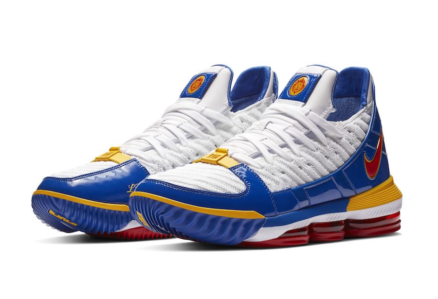 56d3a6bd8bc Official Images Of The Nike Lebron 16 Super Bron   Release Info ...