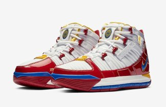 The Zoom Nike Lebron 3 Super Bron Will Be Releasing In January!