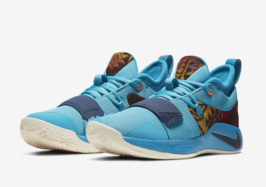 68e65ebc0421f The Nike PG 2.5 Pendleton Will Be Dropping This Month!