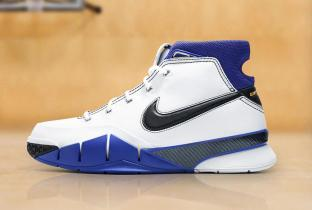 The Nike Kobe 1 Protro 81 Points Will Be Dropping This Month!