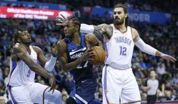 OKC Thunder Lose A Tough Game At Home To The Minnesota Timberwolves (119-117)