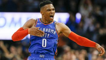 Westbrook's Triple Double Helps Oklahoma City Defeat The Brooklyn Nets (108-96)