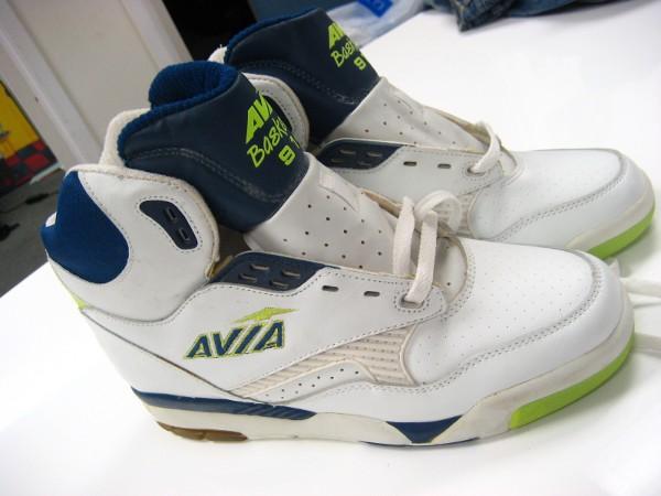 Neon Green Sneakers