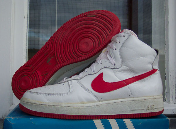 Nike Air Force 1 Hi OG Vintage 1985  1987