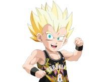 69a315ae8b3d62 Gotrunk (Dragon Ball Z) en Air Jordan 4 Eminem