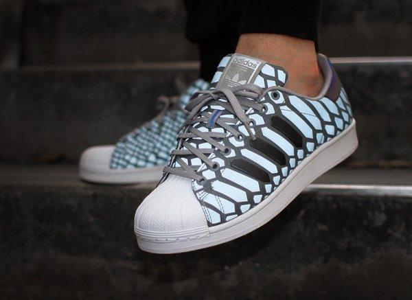 Adidas Superstar Xeno Multicolor  Sneakersactus