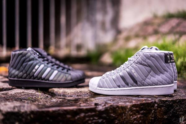 Adidas Superstar Montante 3