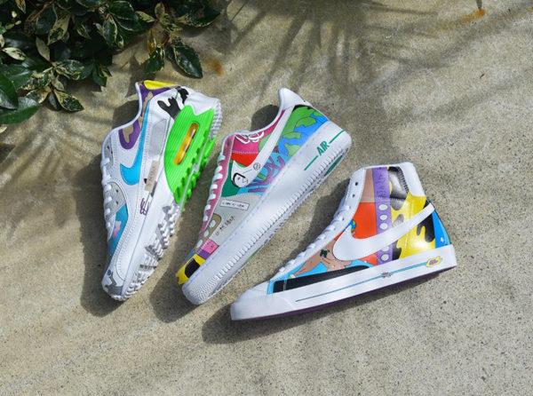 Release Reminder – Ruohan Wang x Nike Sportswear Flyleather