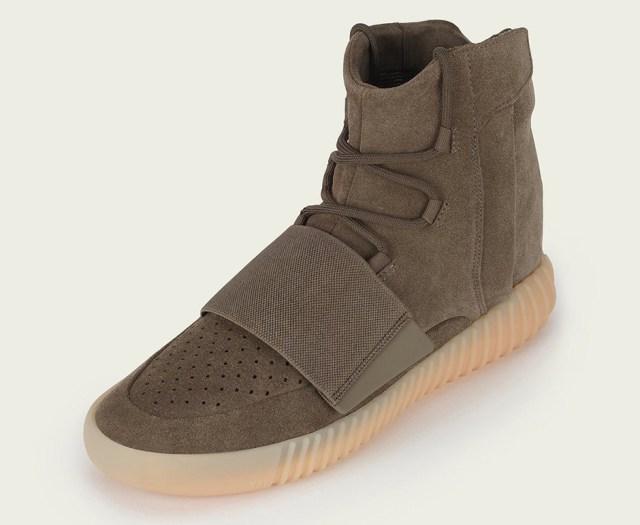 "Adidas Yeezy Boost 750 ""Light Brown"""
