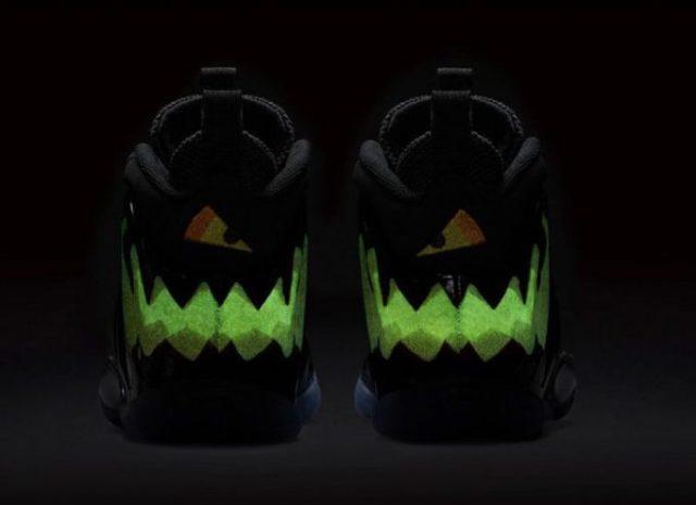Nike Little Posite One Halloween