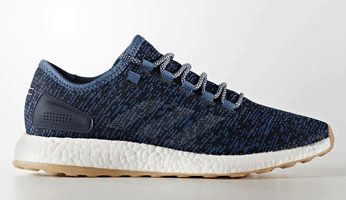 adidas Pure Boost Core Blue/Linen/Night Navy