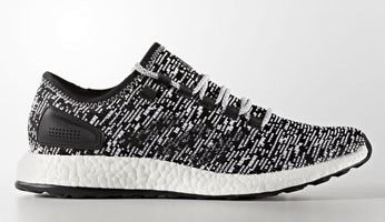 adidas Pure Boost Core Black/Core Black/Footwear White