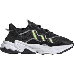 adidas Ozweego Running Shoes - Black/Solar/Green