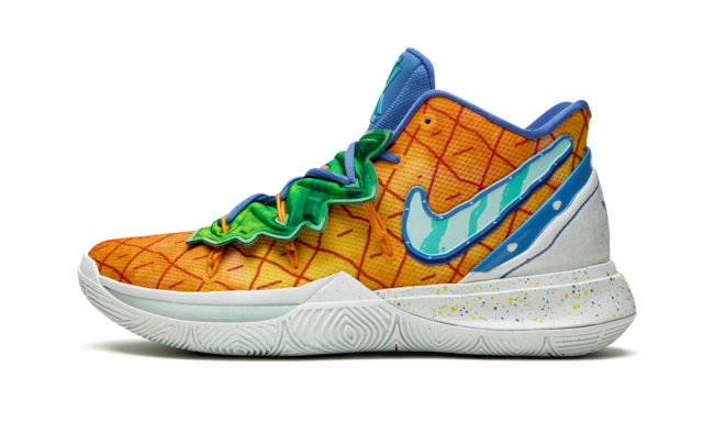 Nike Kyrie 5 'Spongebob - Pineapple House' Shoes - Size 10