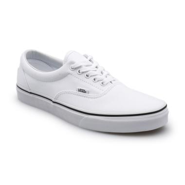 Vans UA Era True Sepatu Sneaker Unisex - White