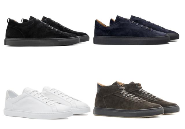 Sepatu Luxury Sneakers CQP Terbaik