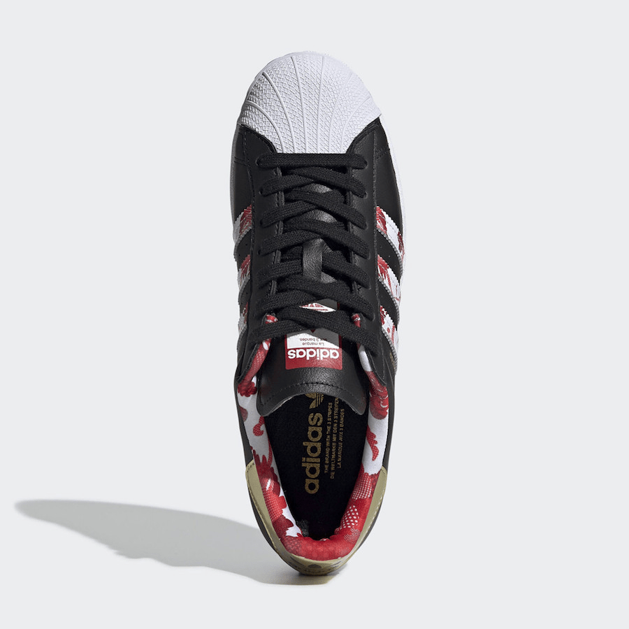 ADIDAS SUPERSTAR CHINESE NEW YEAR